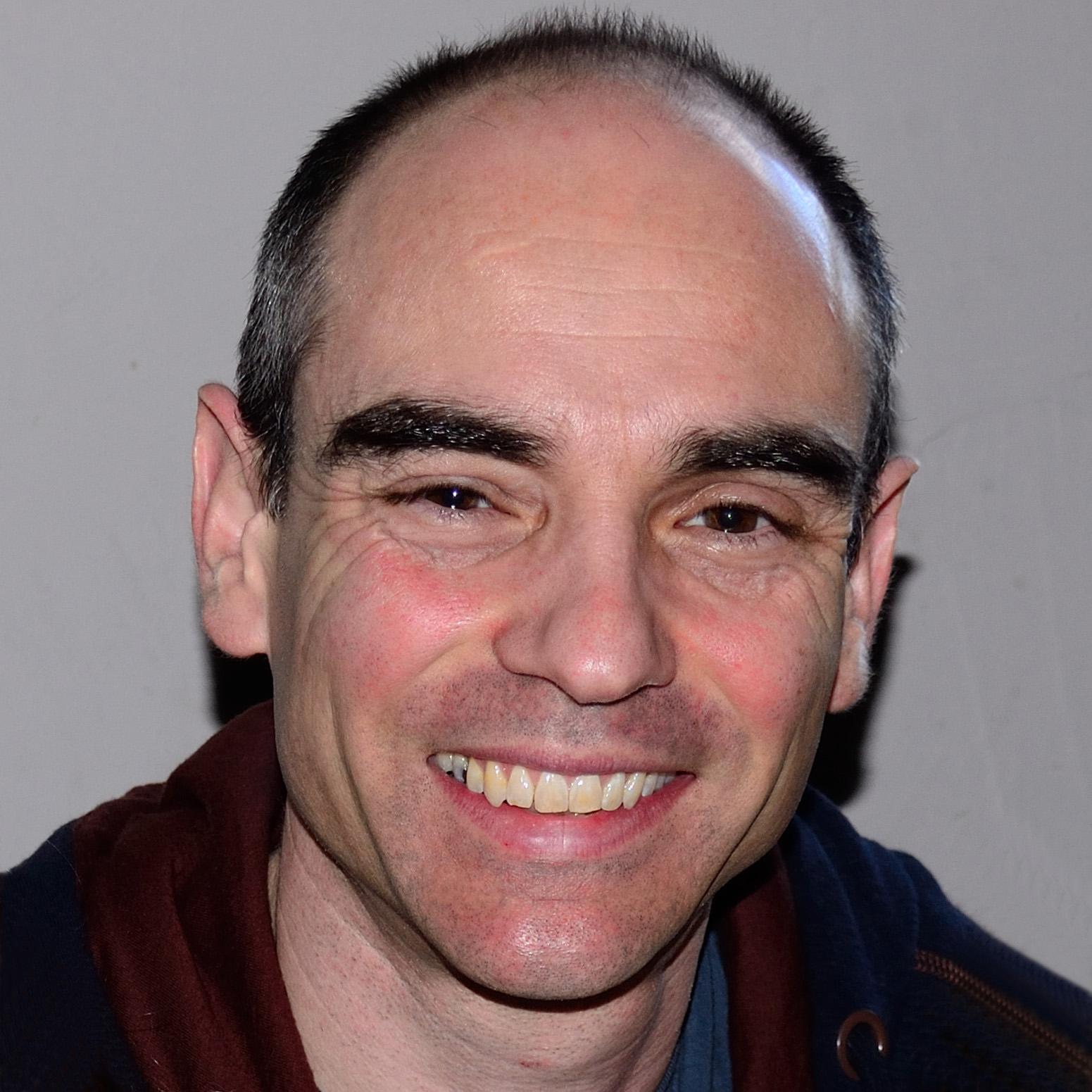 Dr Nicholas Jakubovics smiling