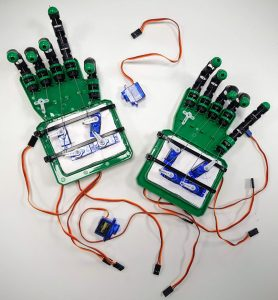 Bionic hands