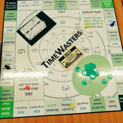 TimeWasters Board Game