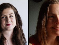 Image of Sarah Winkler-Reid and Catherine Degnan