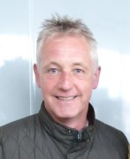 Head shot of Nick Howey