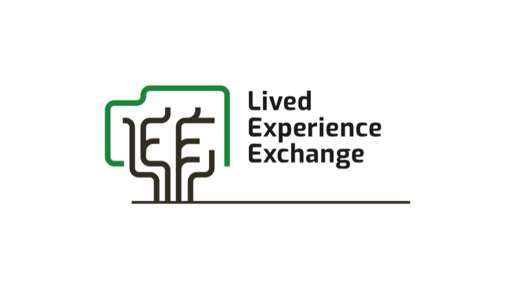 Lived Experience Exchange logo