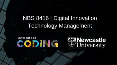 NBS8416 Digital Innovation Technology Management